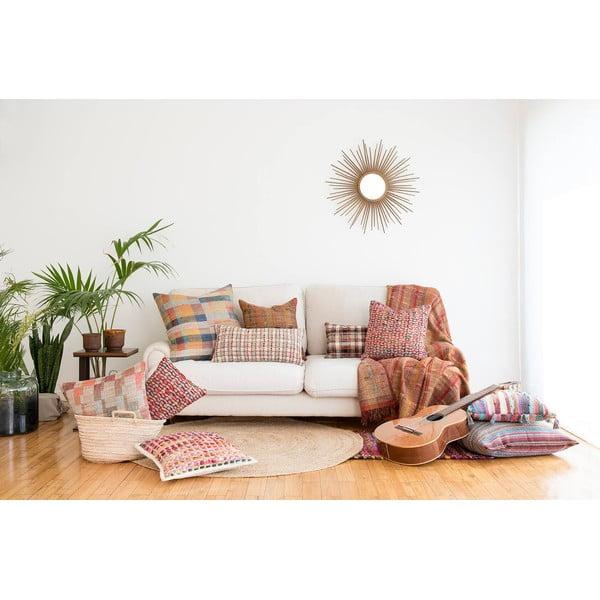 Poszewka na poduszkę Mexicano Rosa, 45x45 cm