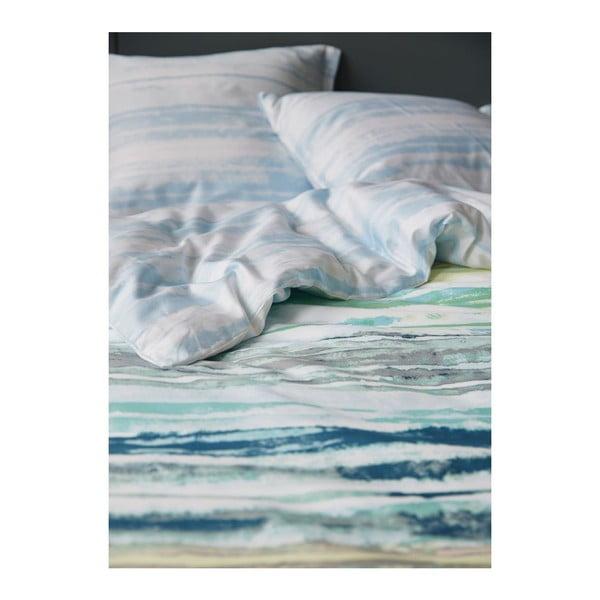 Pościel Essenza Daya Blue, 135x200 cm
