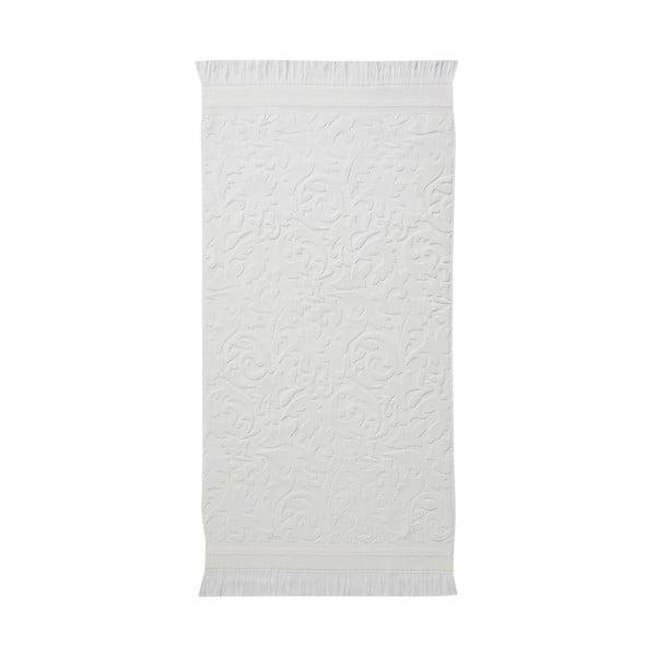 Zestaw 3 Białych ręczników z organicznej bawełny Seahorse,60x110cm