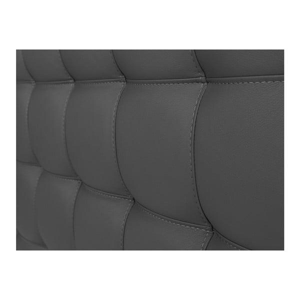 Szary zagłówek łóżka Windsor & Co Sofas Deimos, 200x120 cm