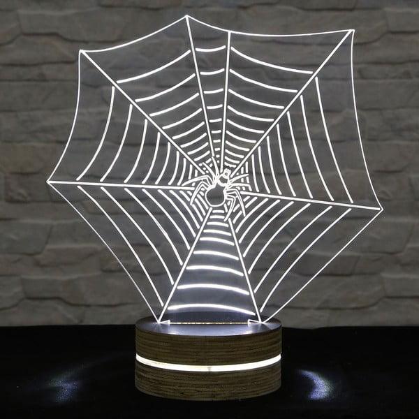 Lampa 3D stołowa Spider