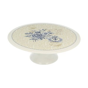 Patera na tort Blue Flowers, 27,5 cm