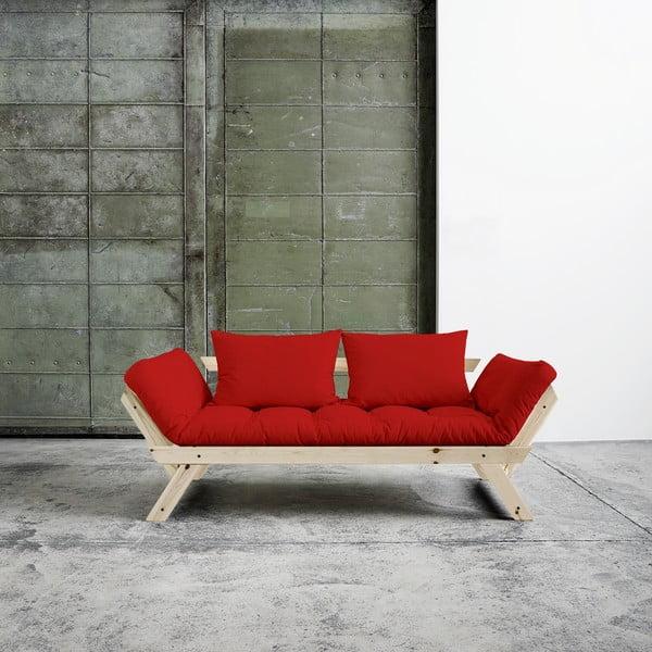 Sofa Karup Bebop Natural/Red