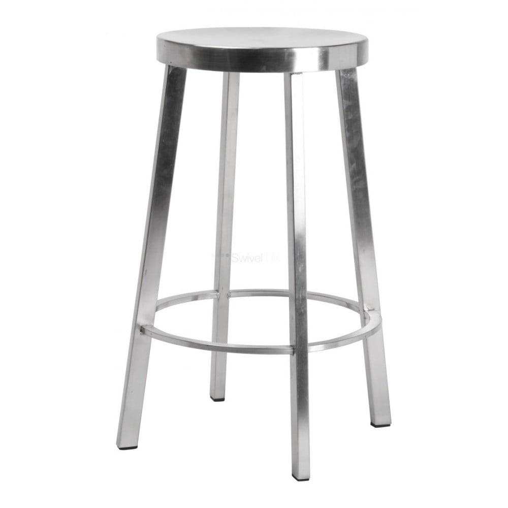 Aluminiowy hoker Magis Deja-vu, wys. 76 cm