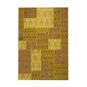 Dywan Patchwork 5 Yellow, 75x150 cm