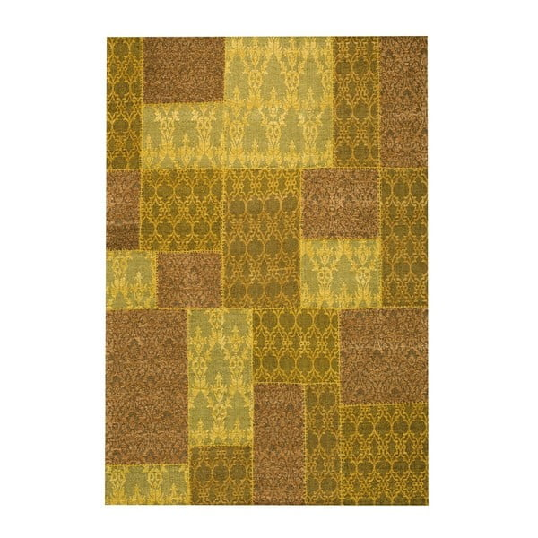 Dywan Patchwork 5 Yellow, 170x240 cm