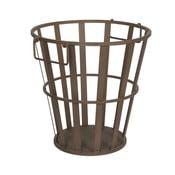Metalowy koszyk Log Antic