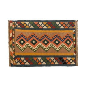 Dywan ręcznie tkany Kilim 4, 161x102 cm