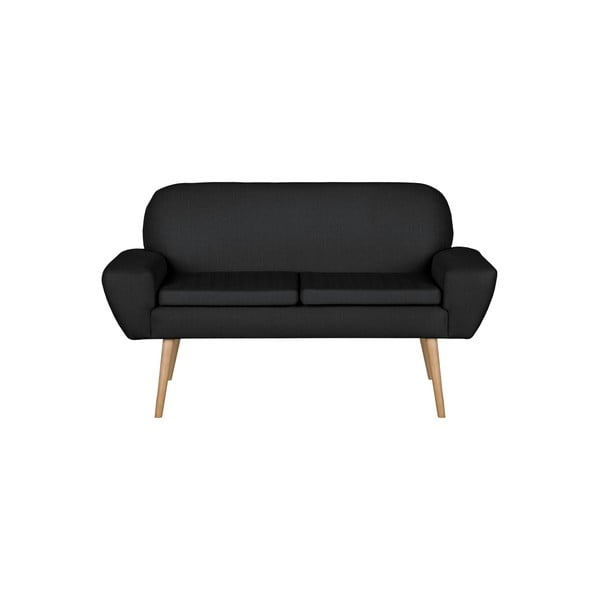Sofa Dessau, czarna