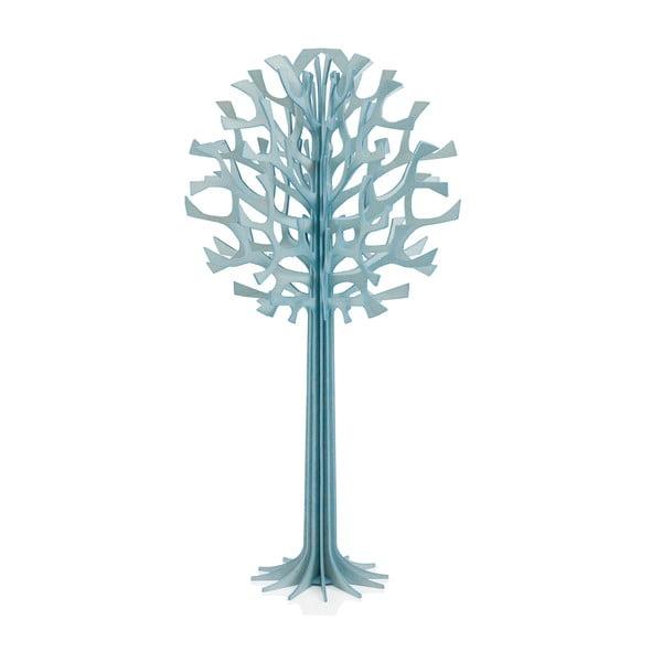 Składana dekoracja Lovi Tree Light Blue, 34 cm