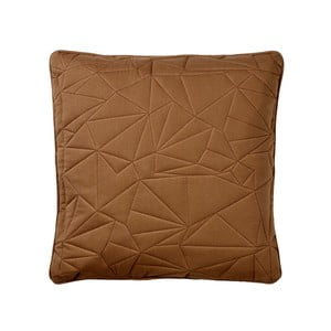 Poduszka z wypełnieniem Diamond Quilt Toba, 50x50 cm
