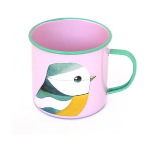 Kubek Gift Republic Pink Bird