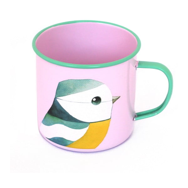 Kubek Gift Republic Pink Bird