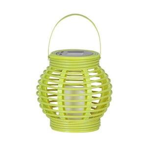 Zielony solarny lampion LED Best Season Home