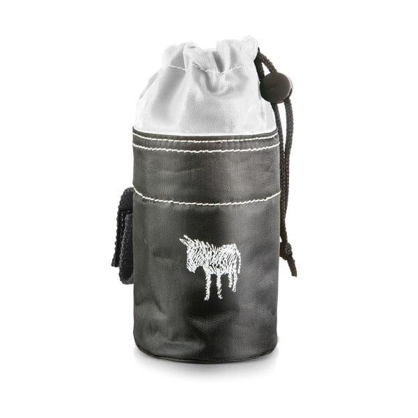 Torba rowerowa na butelkę Donkey Creative Lab Black