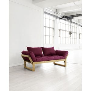 Sofa Karup Edge Honey/Bordeaux