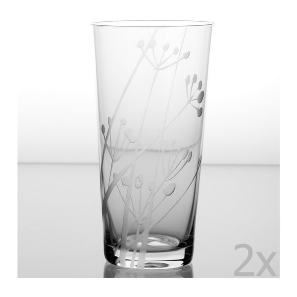 Zestaw 2 szklanek Kminek 480 ml