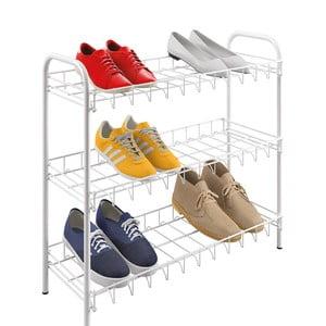 3-poziomowy regał na buty Metaltex Shoe Rack