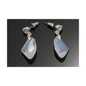 Kolczyki Swarovski Elements Elegant Opal