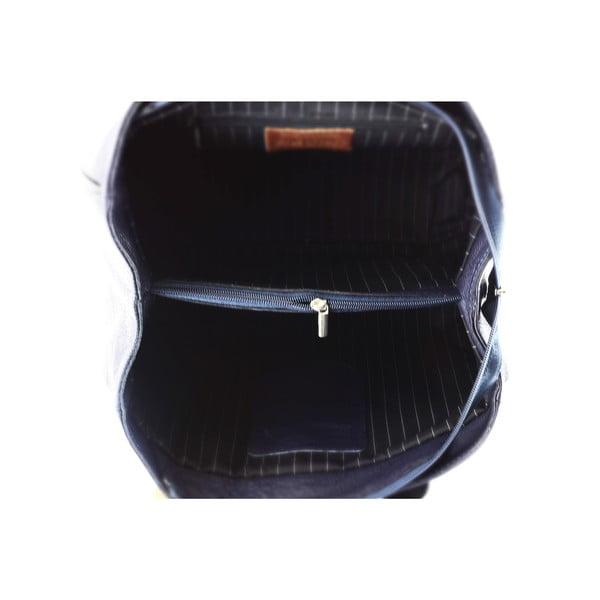 Skórzana torebka Sophie, czarna