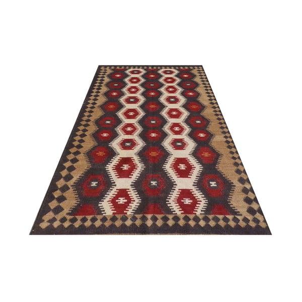 Ręcznie tkany dywan Kilim No. 731, 155x240 cm