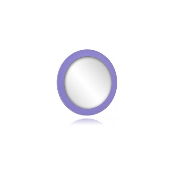Samoprzylepne lusterko Round Lavender