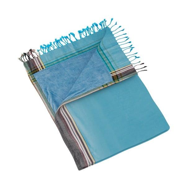 Ręcznik Segi Light Blue, 100x178 cm
