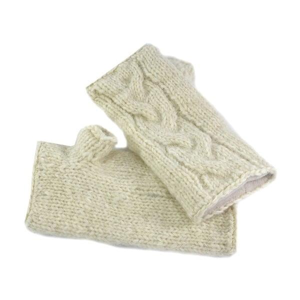 Rękawiczki bez palców White Corn