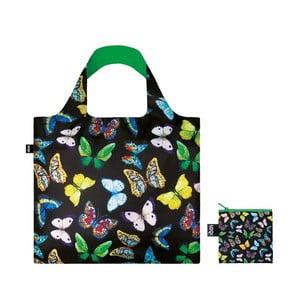 Torba na zakupy LOQI Butterflies