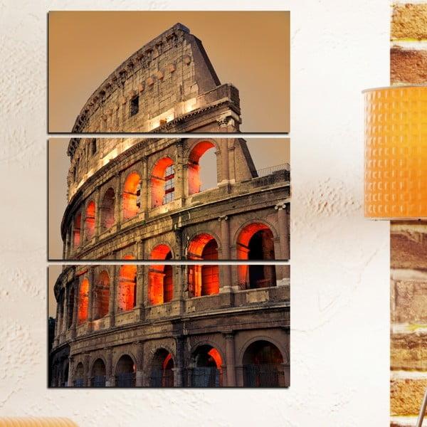 3-częściowy obraz Coloseum