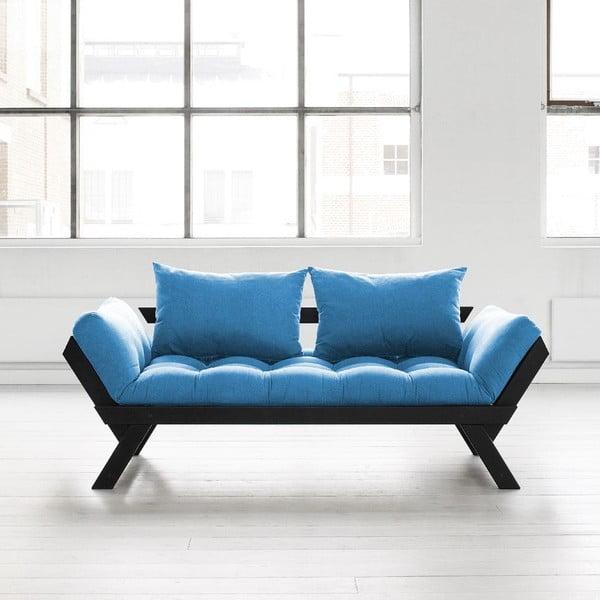 Sofa Karup Bebop Black/Horizon Blue