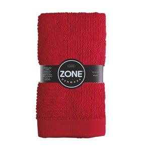 Ręcznik 100x50 cm, czerwony
