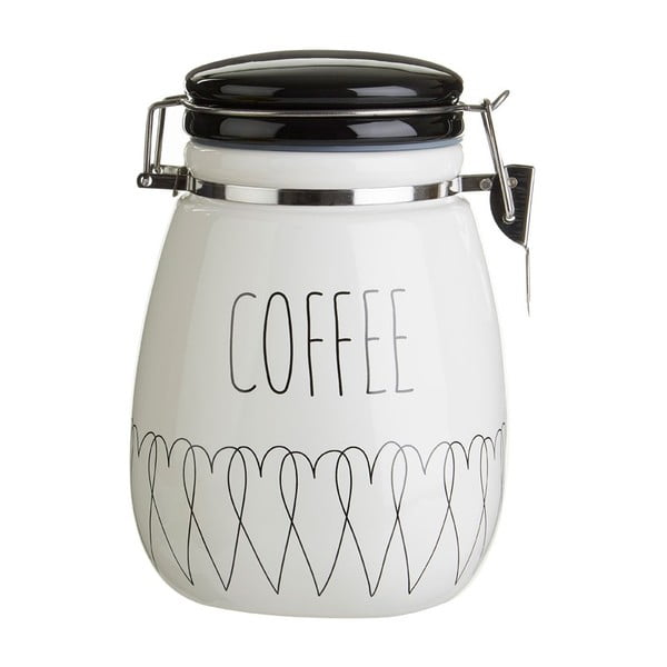 Pojemnik na kawę Heartlines