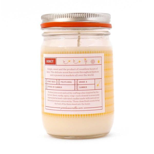 Świeczka o zapachu miodu, czas palenia 50-70 godzin