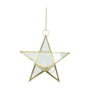 Świecznik wiszący Star Brass