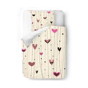 Pościel Heart on String, 140x200 cm