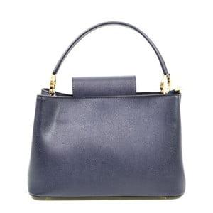 Skórzana torebka Sophia, niebieska