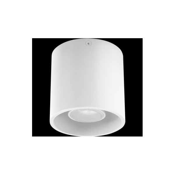 Biała lampa sufitowa Nice Lamps Roda 1