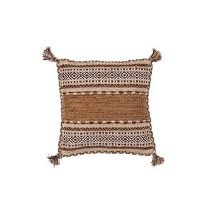 Poduszka Native Brown, 45x45 cm