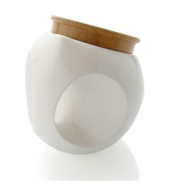 Porcelanowy pojemnik Bowling, 11 cm