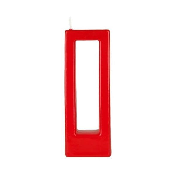 Świeczka Quadra 2 Red