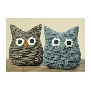 Zestaw 3 poduszek Owl Cushion