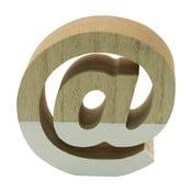 Drewniana dekoracja HouseVitamin® Arobas