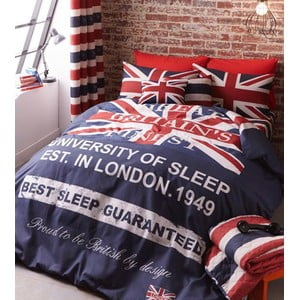 Pościel  Britain Finest Navy, 200x200 cm