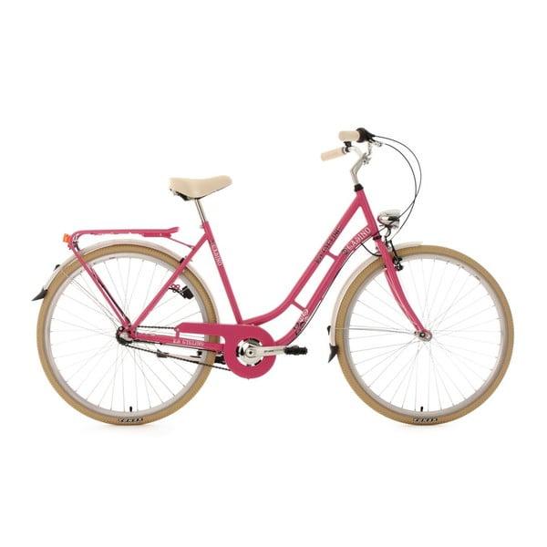 """Rower City Bike Casino Pink 28"""", wysokość ramy 54 cm, 3 biegi"""