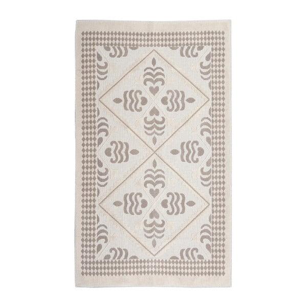 Kremowy dywan bawełniany Floorist Flair, 160x230cm