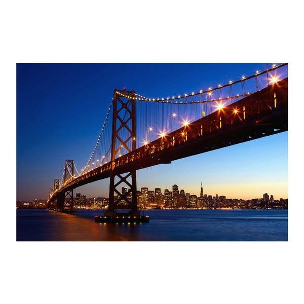 Plakat wielkoformatowy San Francisco Skyline, 175x115 cm