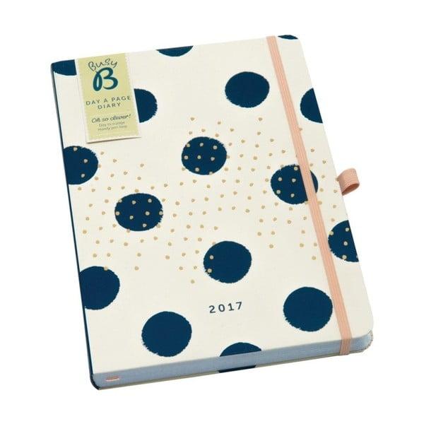 Kalendarz Busy B Day a Page 2017