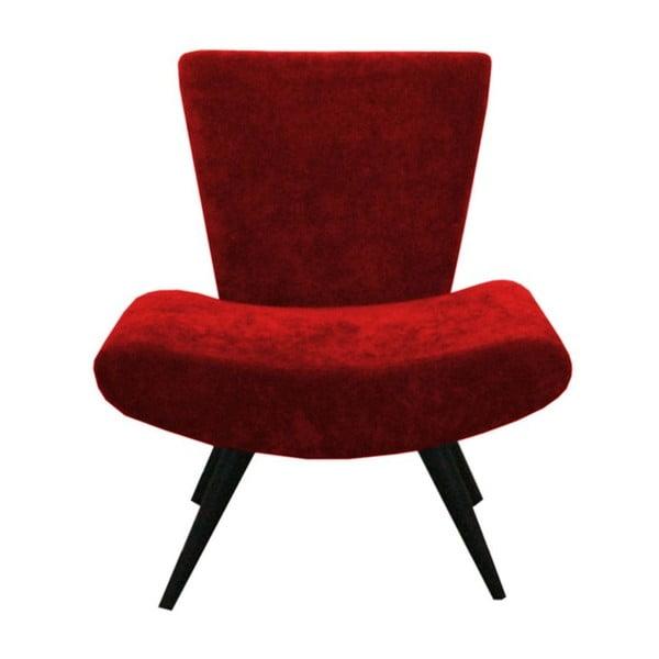 Fotel Max Dark Red