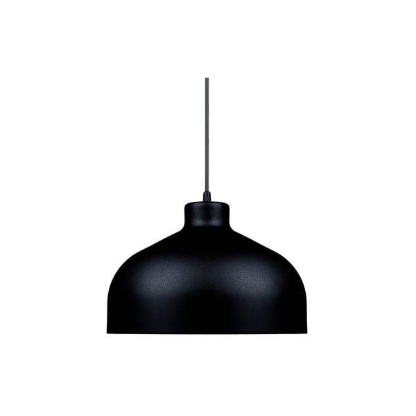 Czarno-biała lampa wisząca Loft You B&B, 22 cm